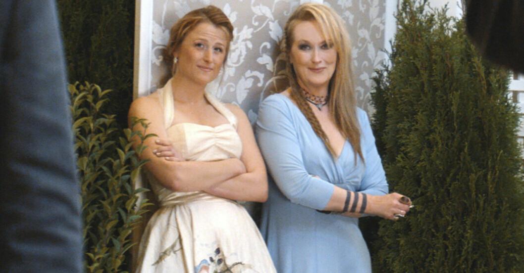 Meryl Streep och Mamie Gummer