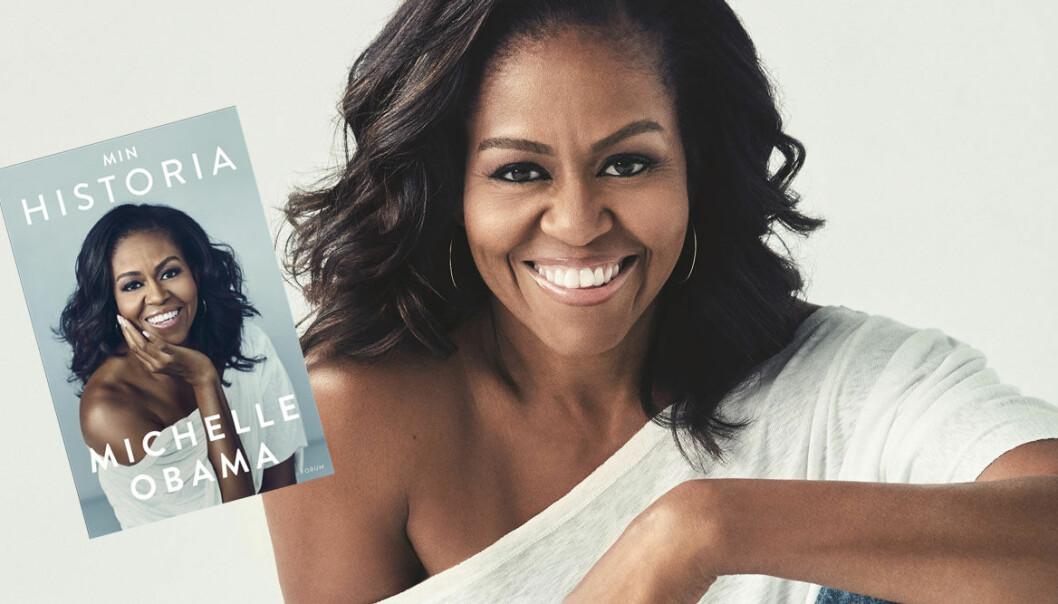 """I sin nya bok """"Min historia"""" berättar Michelle Obama bland annat om flera missfall."""