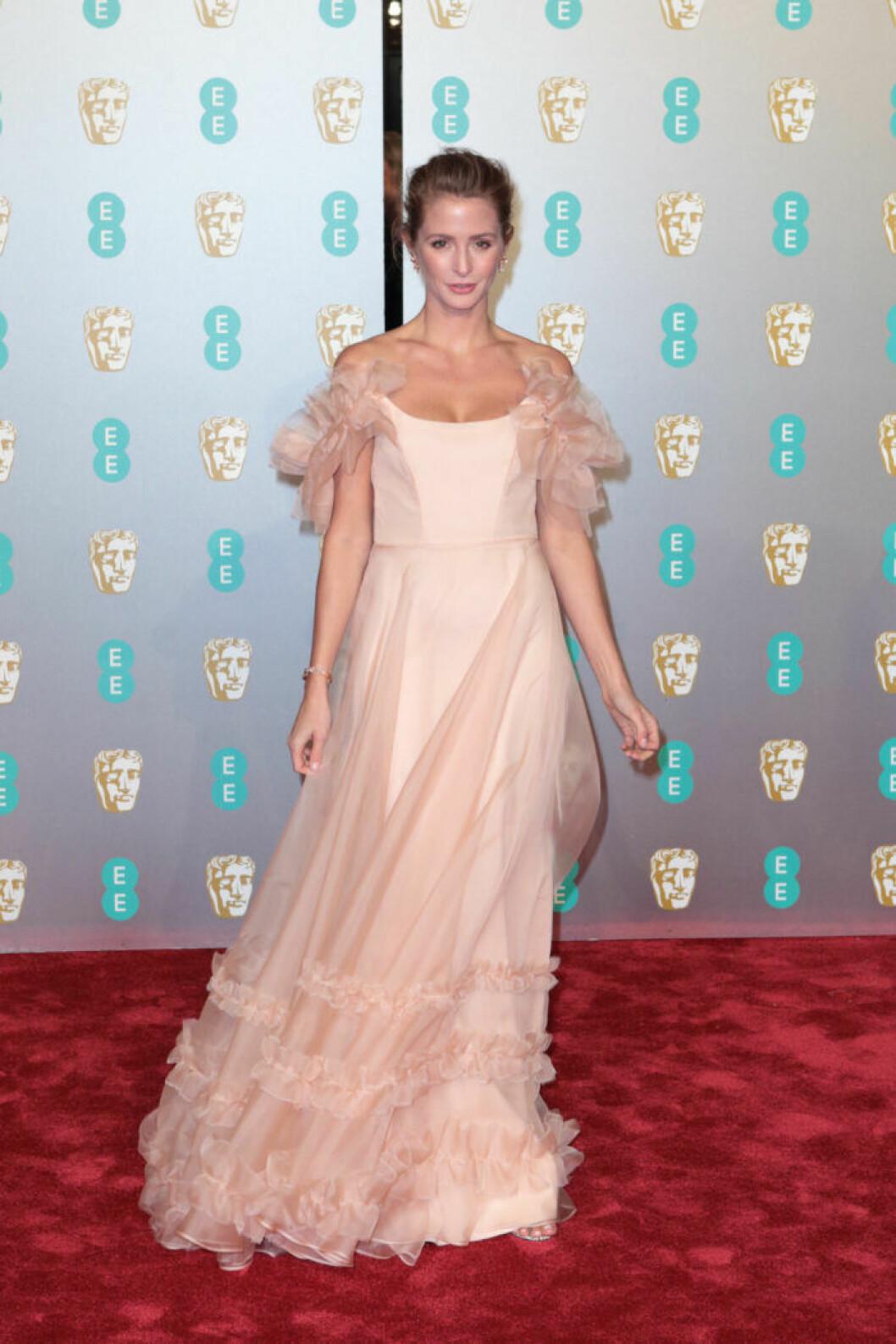 Millie Mackintosh på BAFTA 2019