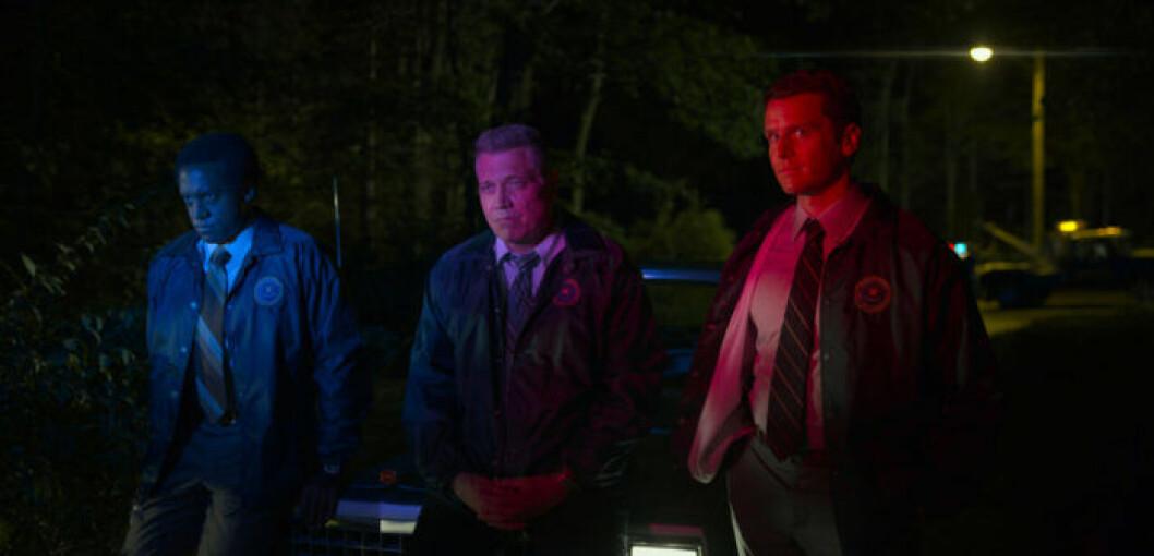 Oväntade utredare i serien Mindhunter.
