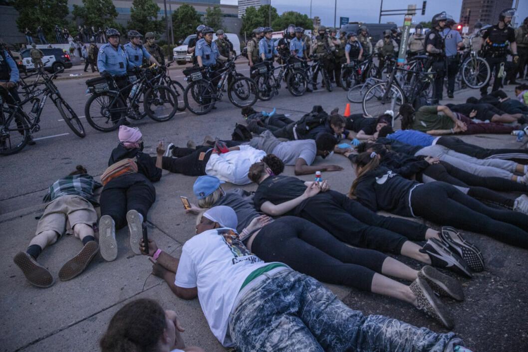 black lives matter I Minneapolis