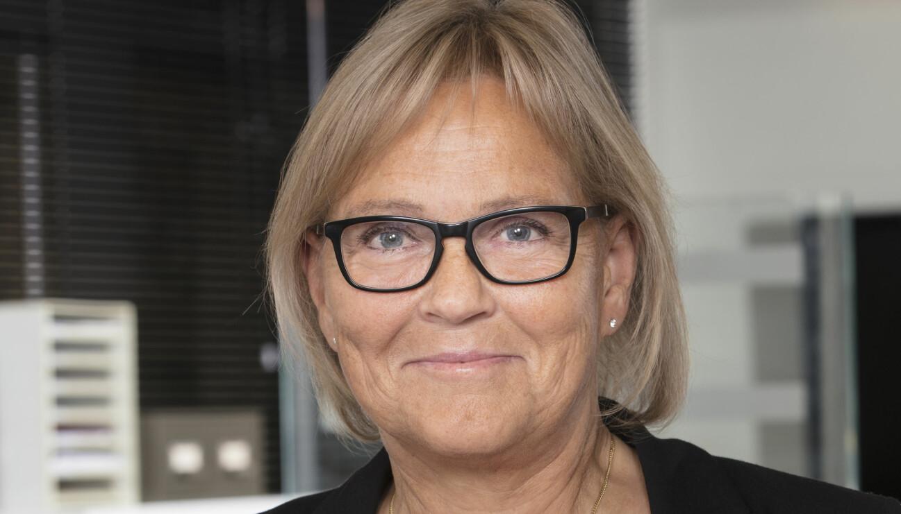 Monica Olhed Hansson skjuter upp pensionen för att lösa brott.