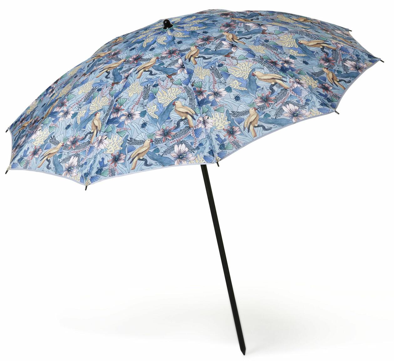 Mönstrat parasoll från Mio