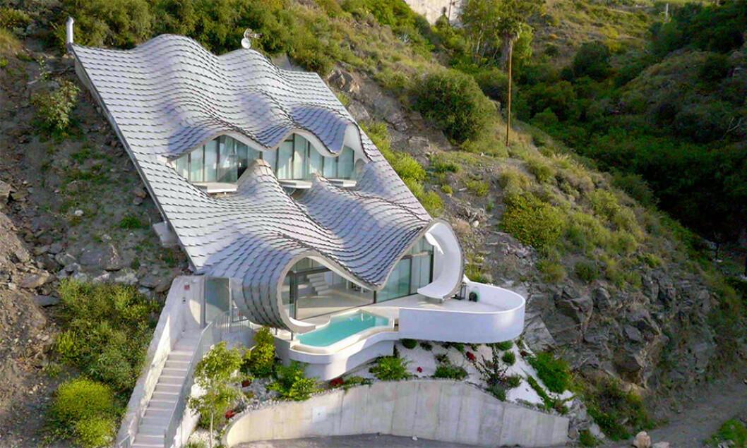 World's most extraordinary homes på netflix