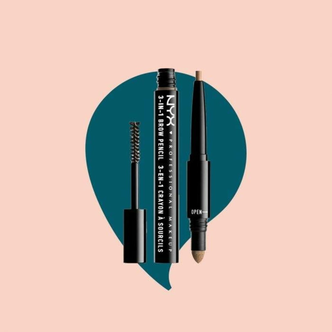 Nyx penna med puder