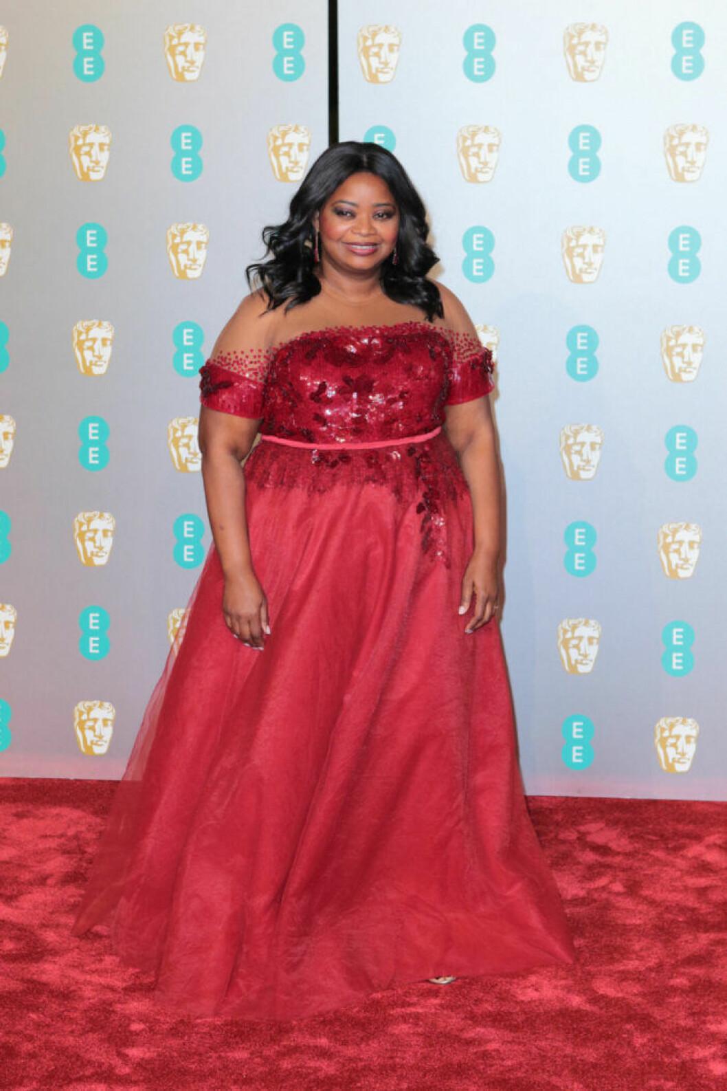 Octavia Spencer på BAFTA 2019