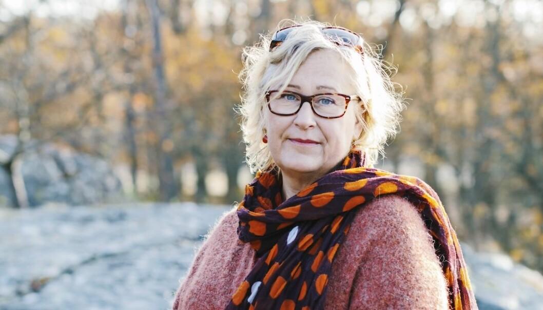Dejta kvinnor i Norrkping Sk bland tusentals kvinnor i