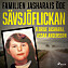 Omslag till boken Sävsjöflickan som mamman Florije Jasharaj och Assar Andersson skrivit.