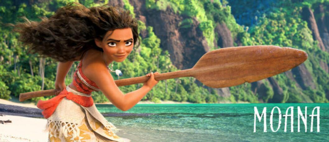 """Moana är ett mycket ovanligt flicknamn som betyder """"den blå oceanen"""" på det polynesiska språket maori."""