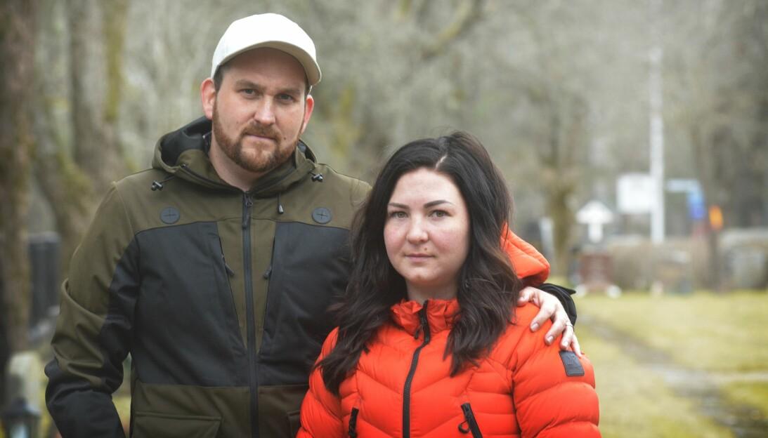 Par som förlorat sina barn.
