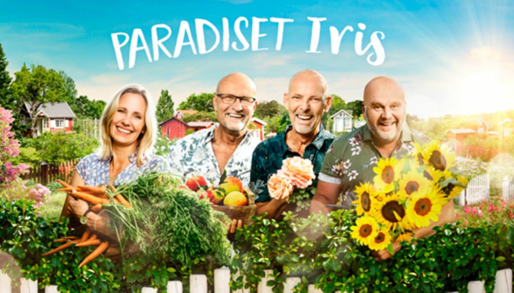 Paradiset Iris visas hösten 2019 på Kanal 5. Här är alla deltagare