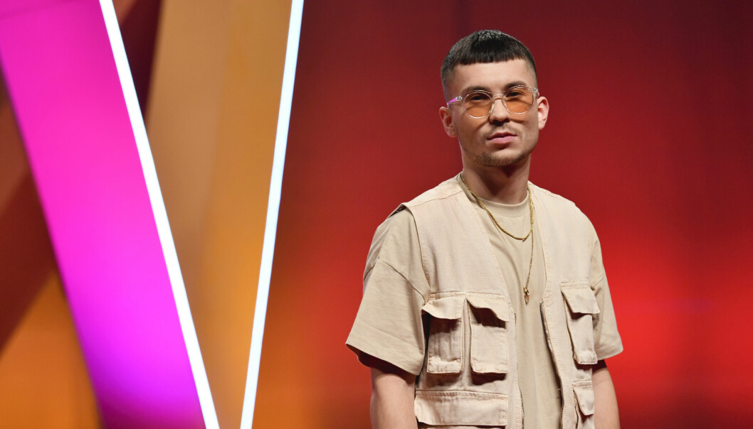 Paul Rey är en av deltagarna i Melodifestivalen 2020.