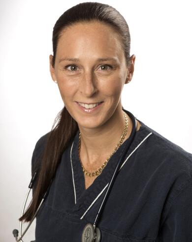 Pernilla Wernstedt, läkare och specialist i hematologi på Wernstedt Medical i Göteborg.