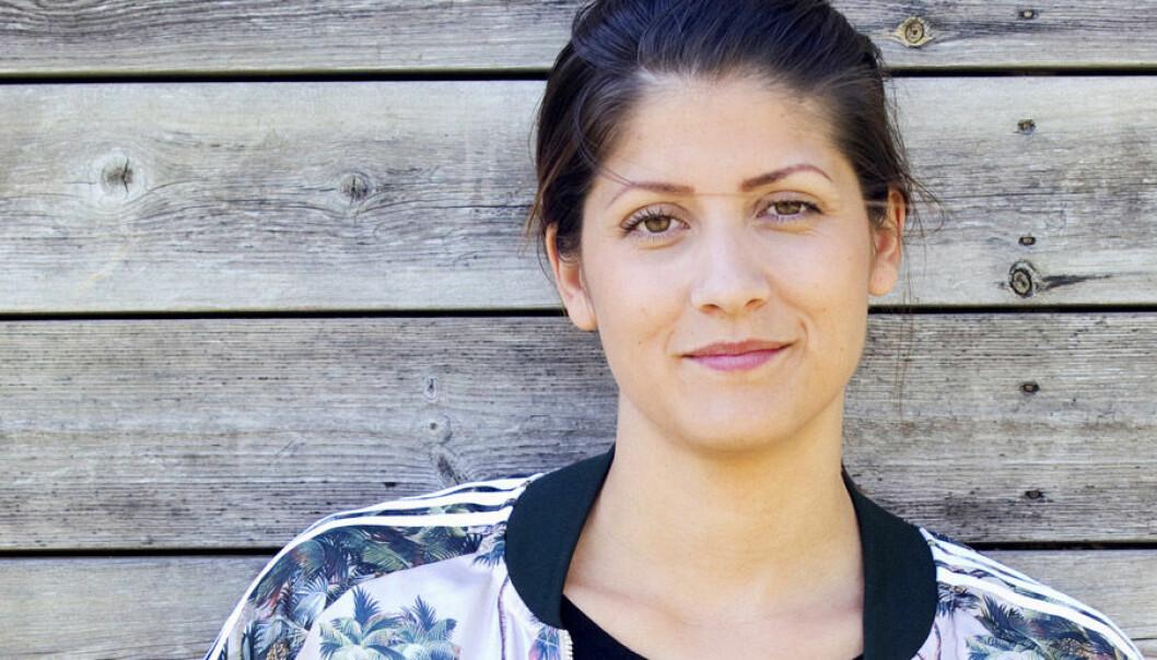 Maria Moraes är politiskt engagerad i miljöpartiet men som ung var hon kriminell