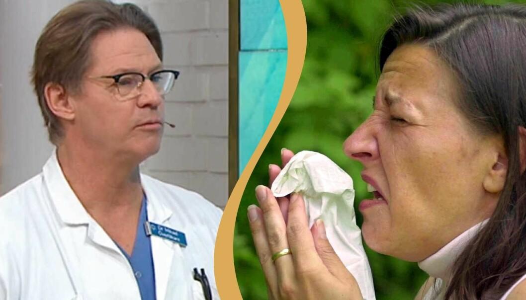Doktor Mikael ger svar om pollen.