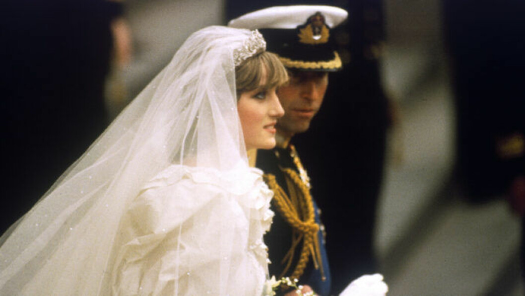 Prins Charles och Lady Di
