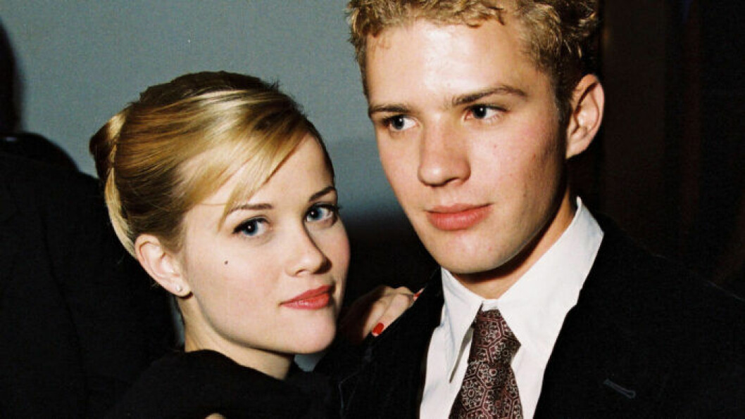 Reese Witherspoon och Ryan Phillippe