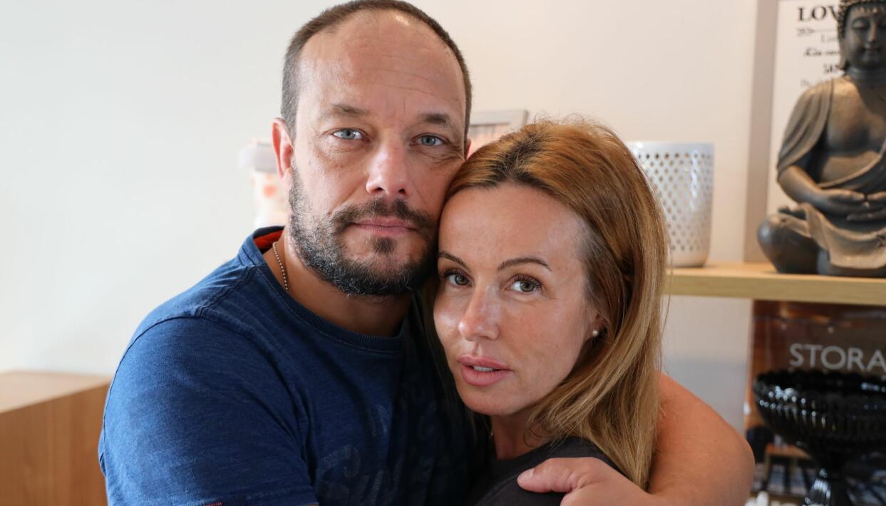 Rickard Lundqvist och Emma Aldin förlorade sin dotter Eleonora i februari 2019.