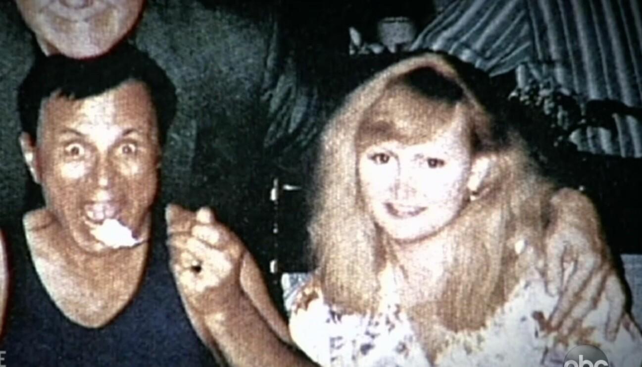 Robert Blake och Bonnie Lee Bakley.