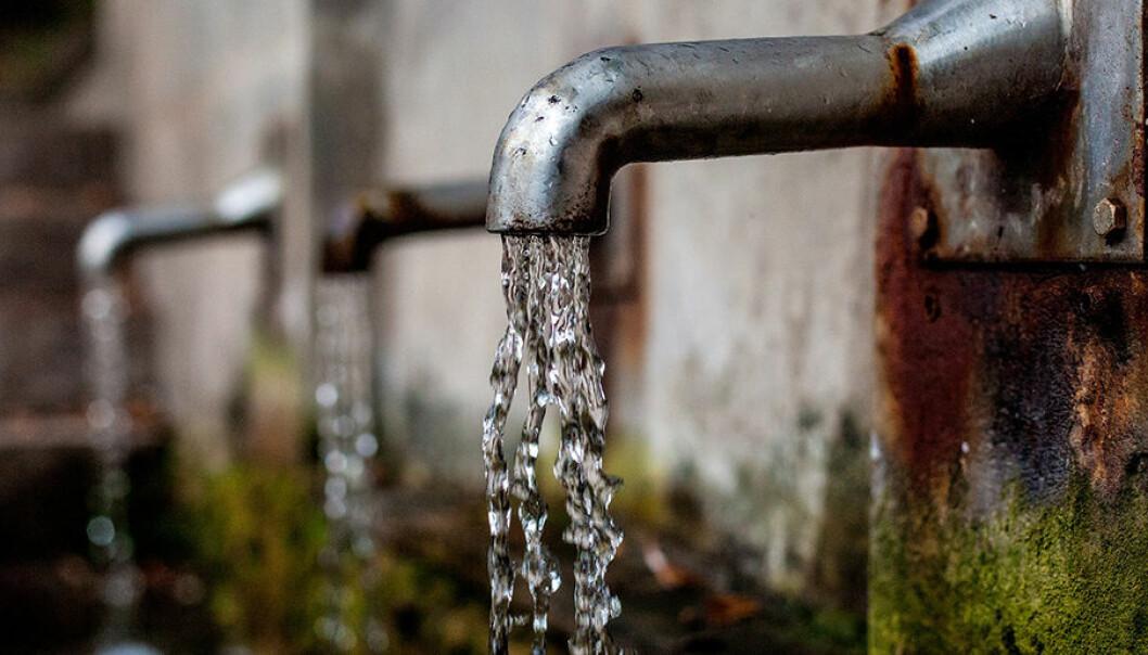 I vilka länder är det okej att dricka kranvatten?