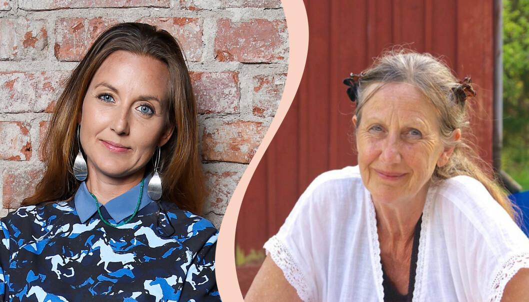 Sanna Lundell förlorade sin mamma Barbro Zackrisson i självmord 2017. Barbro blev 66 år och var tidigare gift med Ulf Lundell.