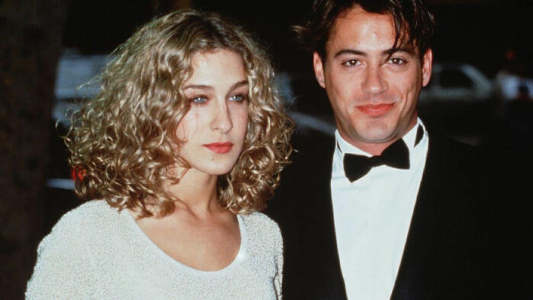 Sarah Jessica Parker och Robert Downey Jr