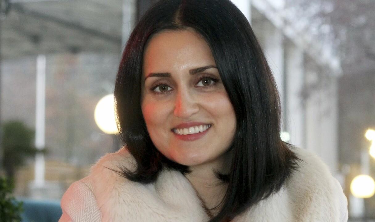 Sara Serray skapade nyttigt godis och startade eget företag