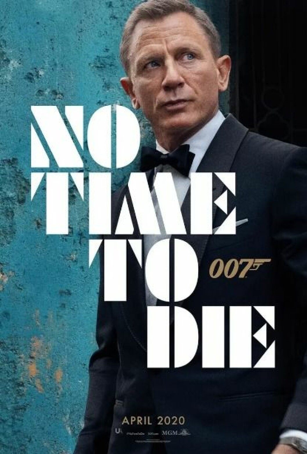 No time to die.