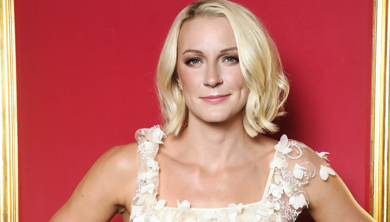 Sarah Sjöström ska tävla i OS 2021.