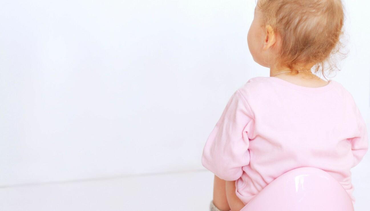 Urinvägsinfektion kan förebyggas om barnet får kissa klart.