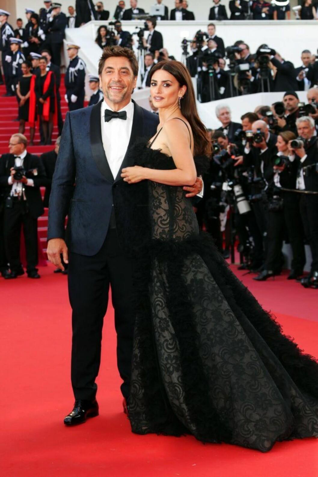 Javier Bardem och Penelope Cruz.