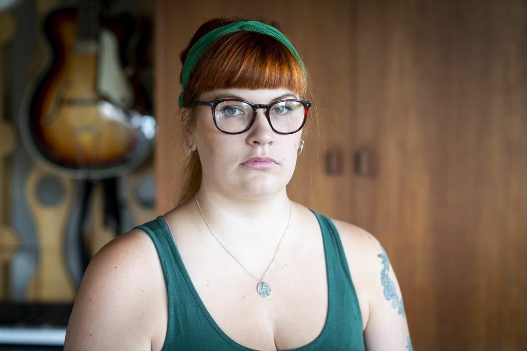 Katarina Svensson Flood är barnmorska och har larmat om den nya sextrenden bland unga.