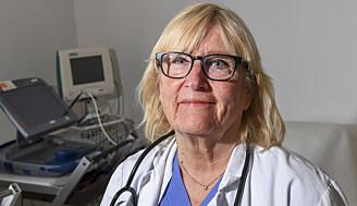 Karin Schenck-Gustafsson, professor i kardiologi vid Karolinska Institutet.
