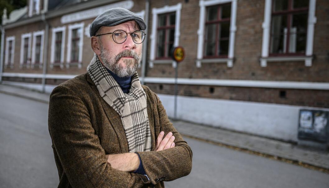 Kalle Lind tävlar i På spåret i SVT 2019/2020.