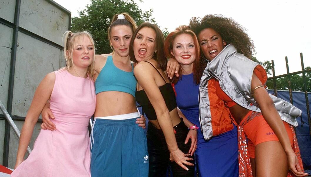 Spice Girls 1996