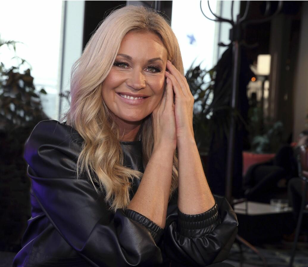 Jessica Andersson tävlar i Melodifestivalen den 6 februari.