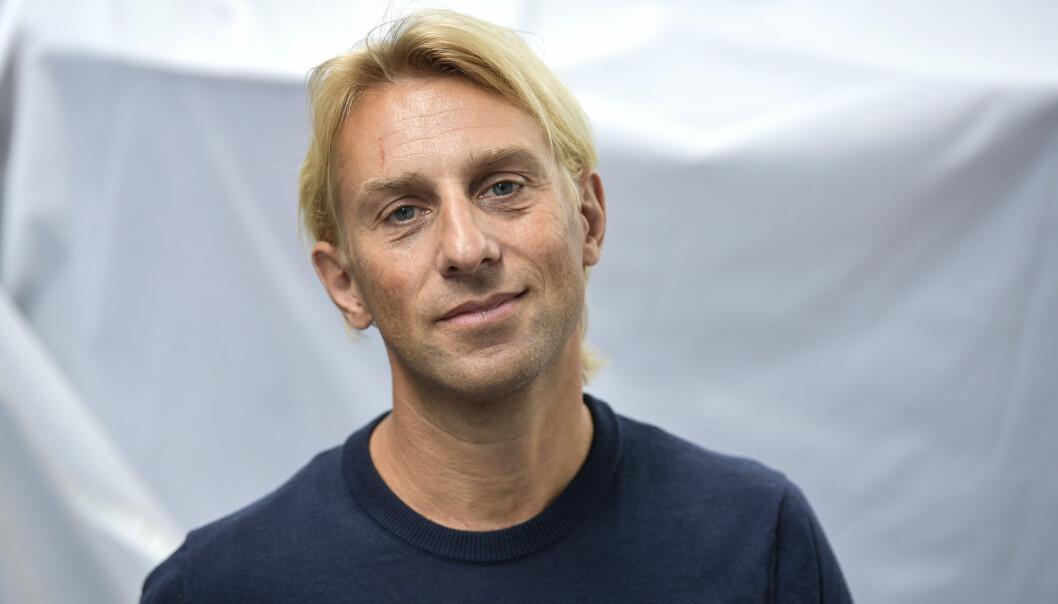Anders Hansen är programledare för Din Hjärna i SVT där det pratas om högkänslighet.