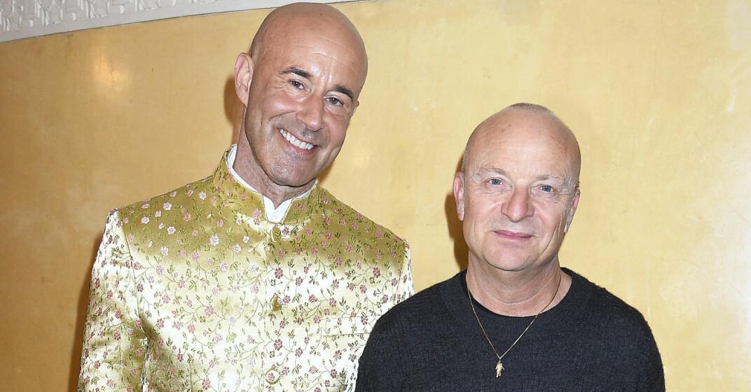 Mark Levengood och Jonas Gardell har varit ett par i 34 år.
