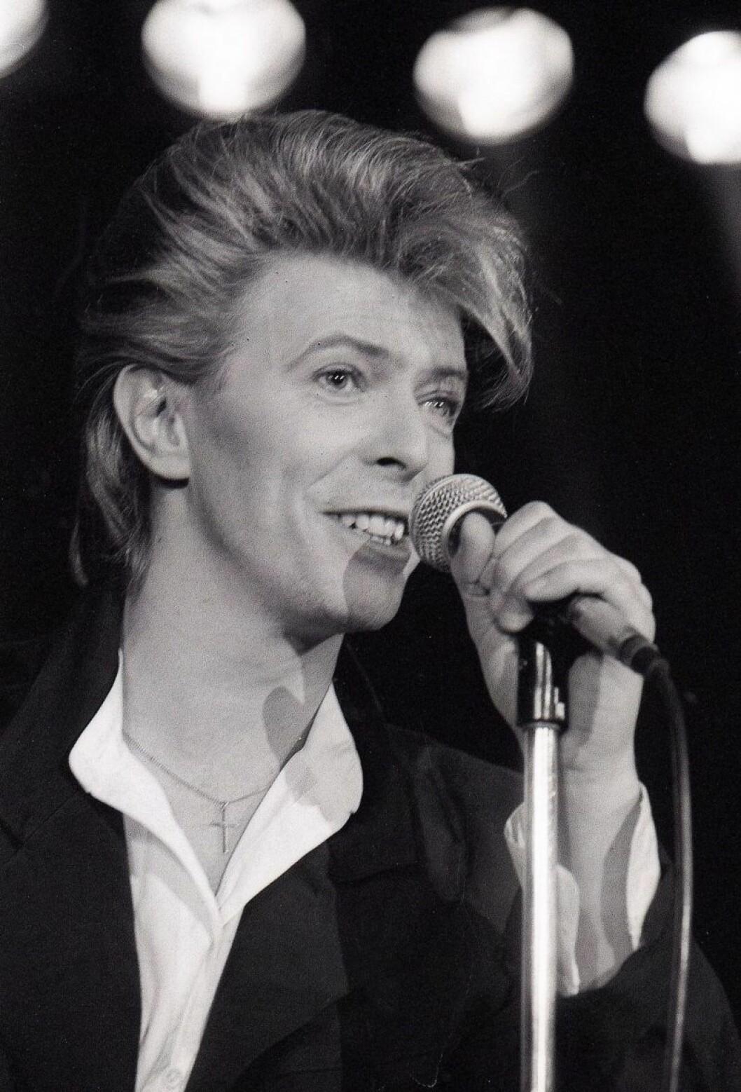 David Bowie 1987