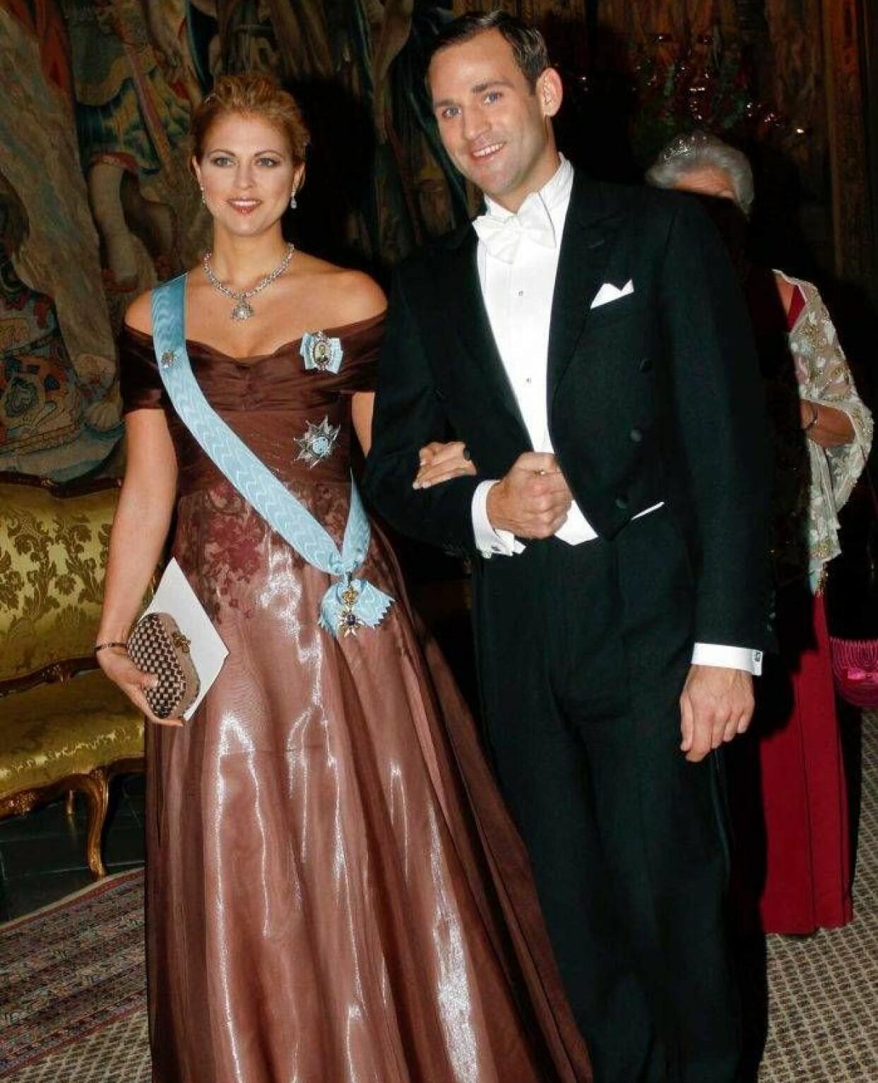 Sista officiella bilden på Madeleine och Jonas togs i samband med Nobelfestligheterna år 2009.