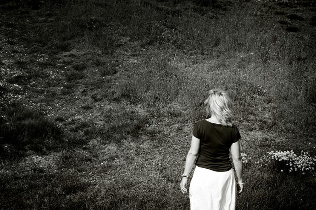 erfarenheter av självskadebeteende hos barn