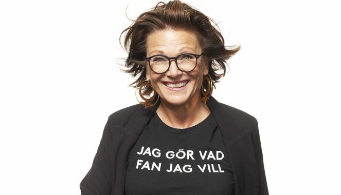 Katrin Sundberg. Foto: Pressbild