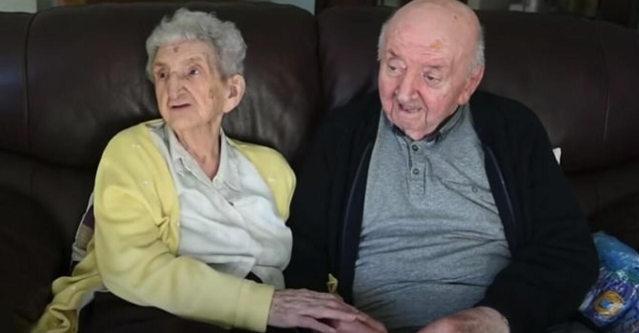 Ada Keating som nu flyttar in till sin son Tom på äldreboendet för att kunna ta hand om honom.
