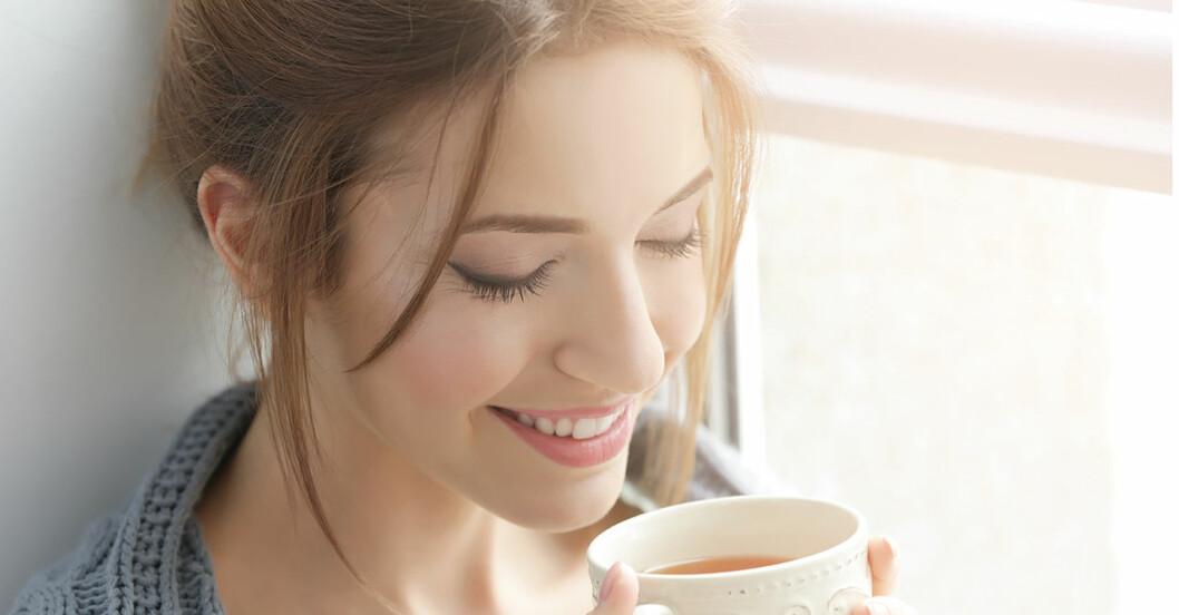 fördelar dricka te