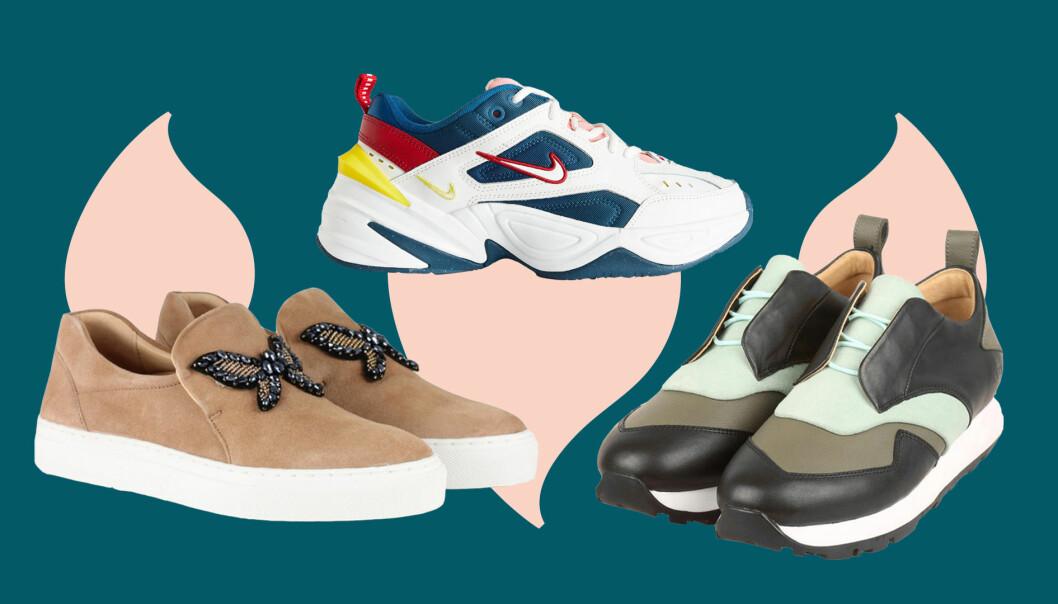 Sneakers våren 2020