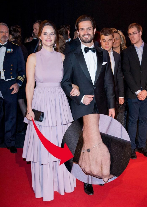Prinsessan Sofias armband