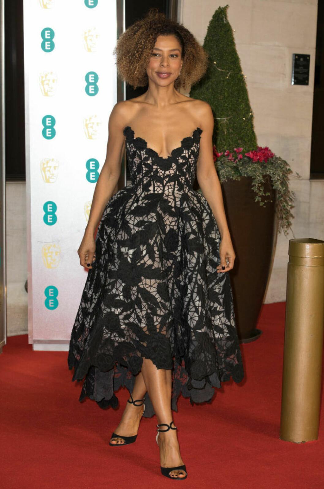 Sophie Okonedo på BAFTA 2019
