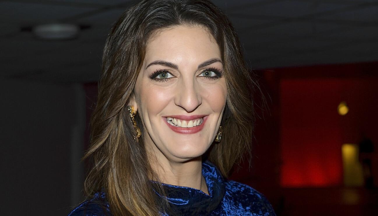 Soraya Lavasani är ett kärt återseende i Nyhetsmorgon i TV4.