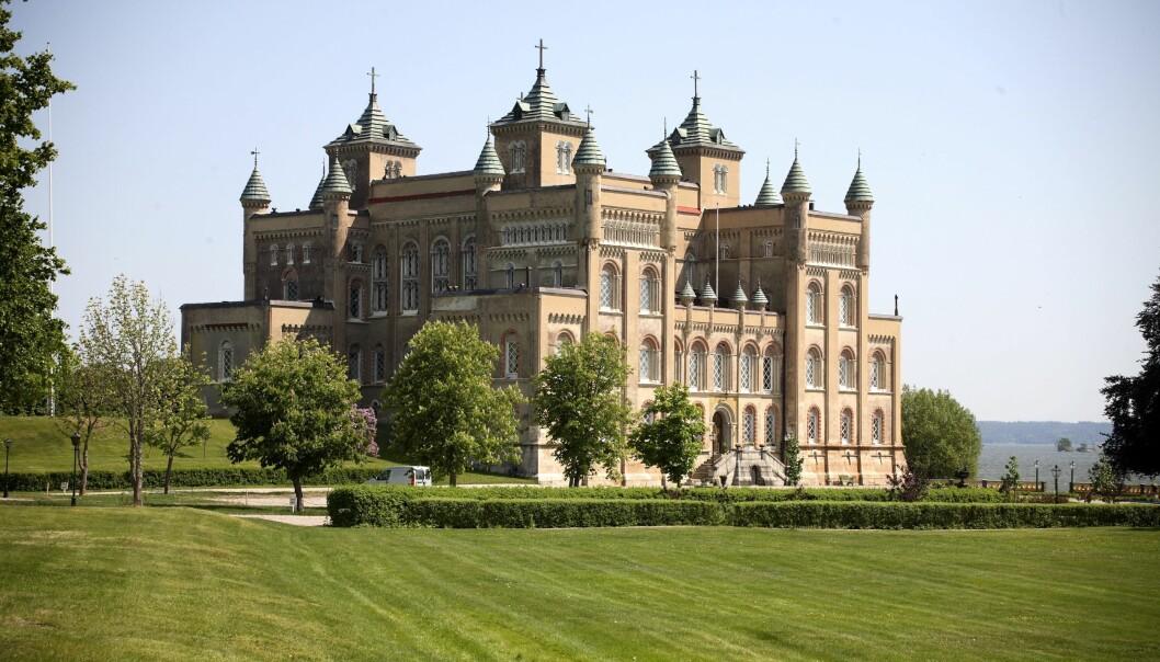 Stora Sundby slott i Södermanland.