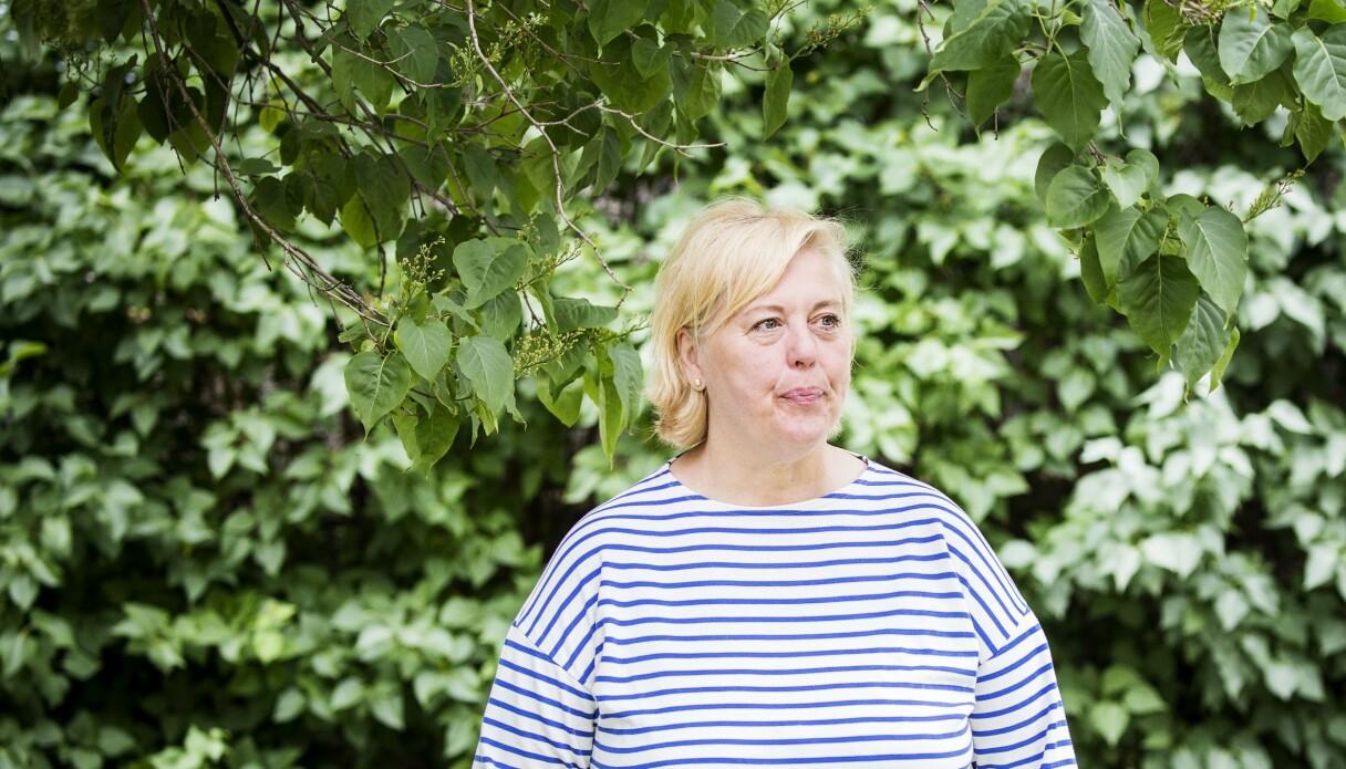 Suzanne Axell berättar om vännen som dog av coronaviruset.
